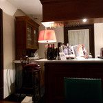OGA BAR by 小笠原伯爵邸  - 席からキッチンカウンターを見た感じ