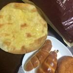 シベールの杜 - 料理写真:パン達