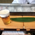 Okame - 生ビール