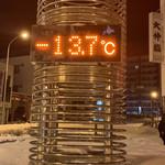 98599787 - 外は寒い