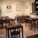 チーズフォンデュのブルーパロット - テーブル席