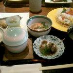 Shokusaiarakawa - 昼の膳