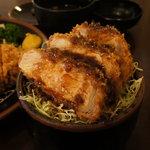 とんかつ さんか - 創作ソースカツ丼