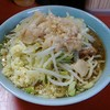 ラーメン二郎 - 料理写真:小ラーメン(豚2枚)740円