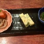和ダイニング 法隆寺 - 前菜