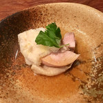 和ダイニング 法隆寺 - 鶏肉料理  お肉がとても柔らかくてお箸で切れます