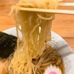 昭和ぐるめ横丁 - 中華そばの麺