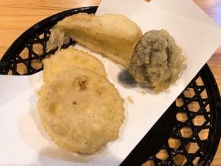 昭和ぐるめ横丁 - 天ぷら