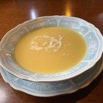 ステーキハウス K - 焼肉セット930円+税 のスープ☆