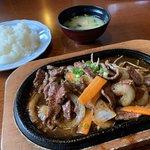 ステーキハウス K - 焼肉セット930円+税