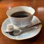 ステーキハウス K - 焼肉セット930円+税 のコーヒー☆
