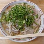 寿楽亭 - 料理写真:チャーシューメン大盛り