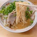 寿楽亭 - 麺リフト