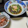 天草プリンスホテル - 料理写真:ひじき麺