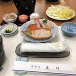 ホテル滝川 - 晩御飯
