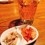 東京焼酎&梅酒bar GEN&MATERIAL - お通し