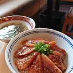 かもめ食堂 - 料理写真:メカジキ丼