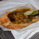 ビッグ セット - 牡蠣カレーパン