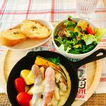 チーズカフェ ウルーム - ラクレットランチ 1,580円