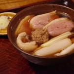 並木藪蕎麦 - 料理写真:鴨南蛮