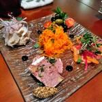 マツモト マウント バル - 前菜5種盛り