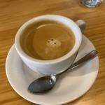 村のピザ屋 カンパーニャ - コーヒー