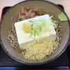 名代 箱根そば - 料理写真:豆腐一丁そば
