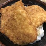 98621444 - タレカツ丼