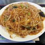一歩亭 - 料理写真:南蛮もやし焼きそば