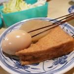 Tompachi - 関東煮おでん♪