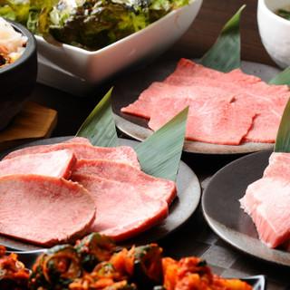 絶品の焼肉以外にも岩手県の名物料理を幅広くご用意しております