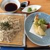 焼き菓子カワトモ - 料理写真:天盛りとざるそば(小)