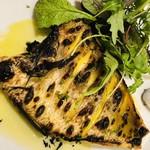 トラットリア ピッツェリア polipo - 鯛の窯焼き