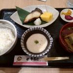 四季百選 - 銀鱈定食