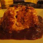 シャンブルドット ハナ - ⑩とろ~りチーズのオムライス
