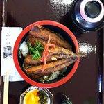 9863653 - いわし丼♪