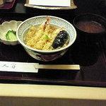 9863797 - 海老天丼(2011年10月訪問時)