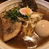 Washokushinonoiaoki - 料理写真:醤油そば@800円+味玉@100円