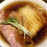 麵処清水 - 煮干し中華チャーシュ 1050円