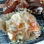 味の玄海 - ポテトサラダ100g(多分)180円