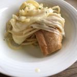 レストラン シズル - パスタにパンにチーズフォンデュ