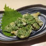 きづなすし - あさり海苔和え(食べ放題)