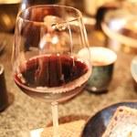 とんかつ マンジェ - 赤ワイン