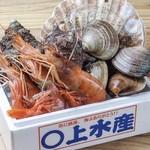 ○上水産 -