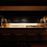 Spincoaster Music Bar - カウンター写真
