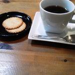 ロッヂコロポックル - 料理写真:コーヒー&ハーベスト