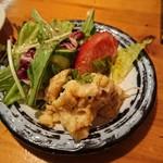 鳥酎 - 本日のサラダ