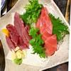居酒屋ぽこぺん - 料理写真:カツオのお刺身  中トロ