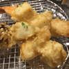 天ぷらめし 金子屋 - 料理写真:烏賊のかき揚げ