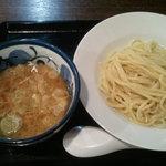 三ツ矢堂製麺 - 柚子つけ麺 並 冷やもり